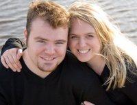 Ryan and Lauren