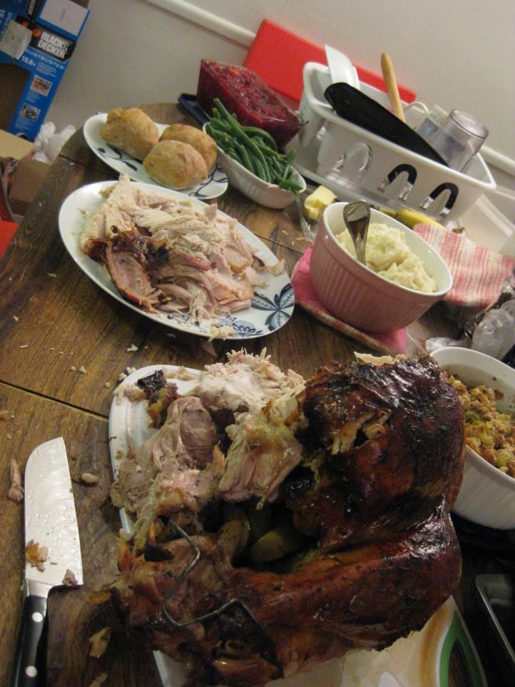 A Poulanzer Thanksgiving Feast
