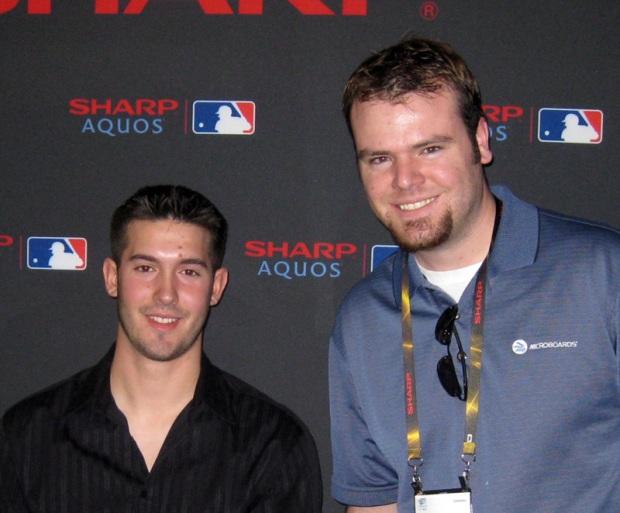 Rick Porcello and Ryan Glanzer