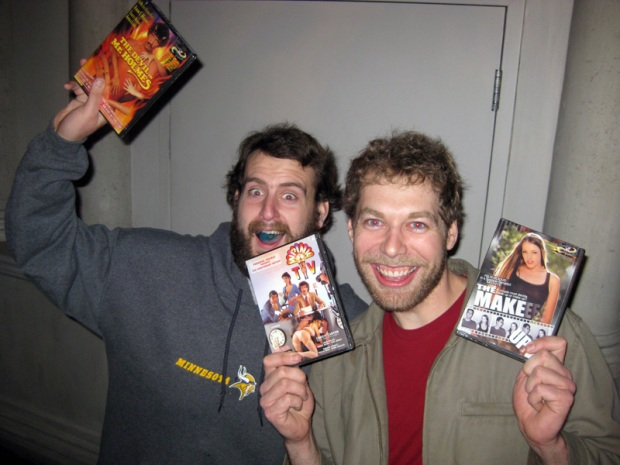 Free porno DVDs