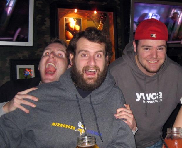 Patrick Lynch, Jeff LaPlant, Ryan Glanzer