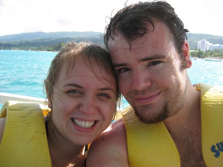 snorkeling in the Atlantic