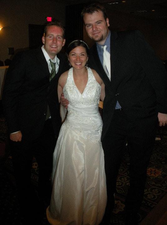 Patrick, Liz, Ryan