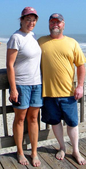 Marcie and Richard Glanzer