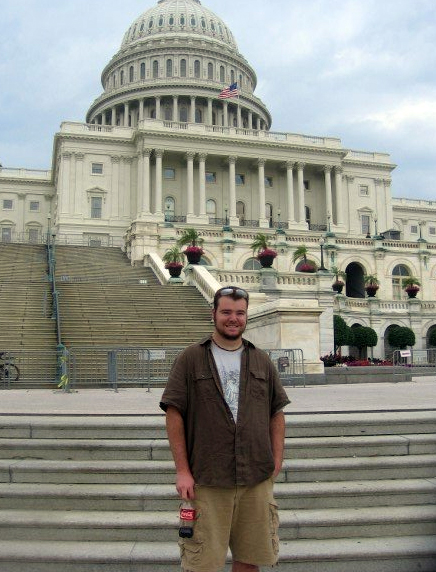 DISTRICT OF COLUMBIA: Visiting the US Capitol