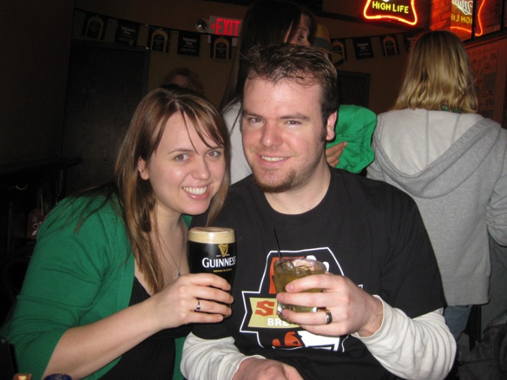 Mackenzie's Pub Minneapolis, St Patrick's Day 2011