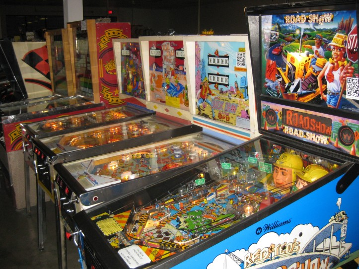 Pinball Hall of Fame, Las Vegas