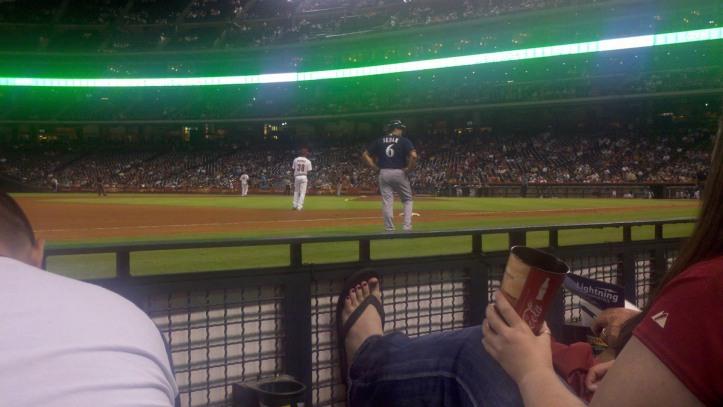 Astros vs. Brewers