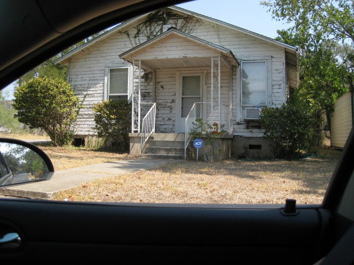 Grandma Saracen's house from Friday Night Lights
