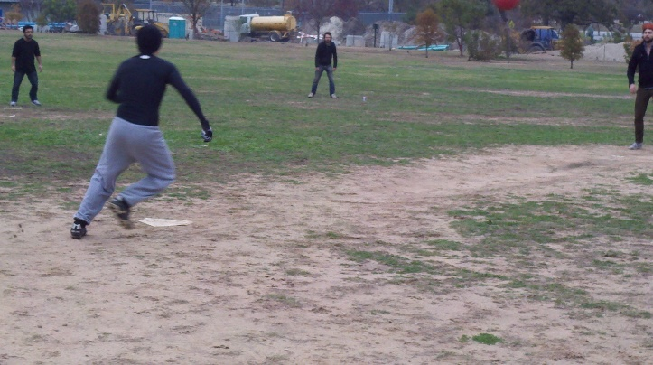 Pickup Kickball in Austin