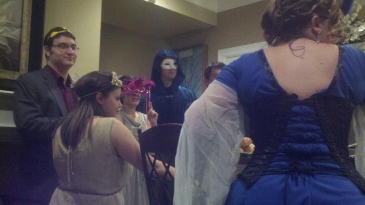 Kristin's 30th birthday party