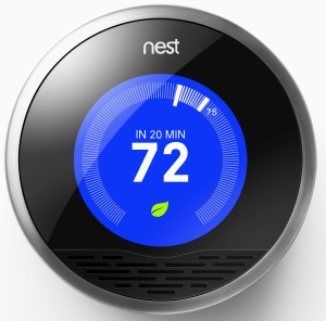 The thermostat of tomorrow... today!