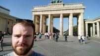 The Brandenberg Gate