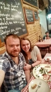 Last dinner in Berlin