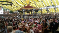 A bigger beer tent yet