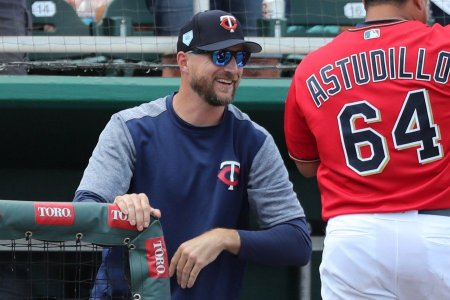 rocco baldelli minnesota twins win 2019 world series