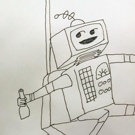 Alfie Robot