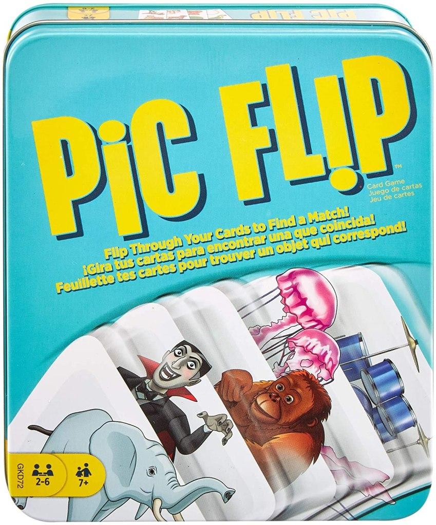 Pic Flip game